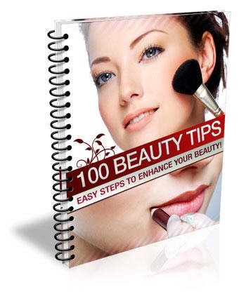 panduansaya 100 beauty tips free pdf download