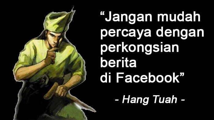 Memberhentikan Penyebaran Berita Palsu Di Facebook