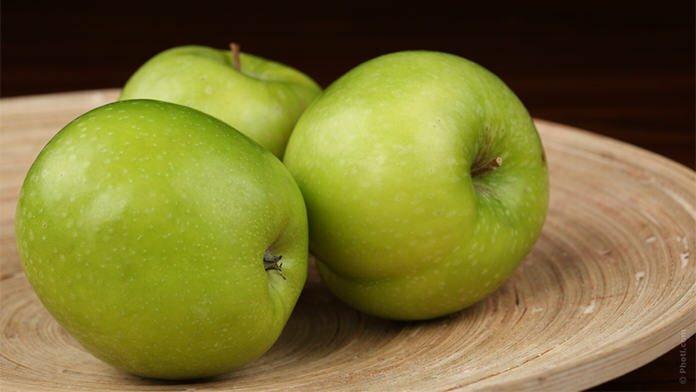 khasiat buah epal hijau