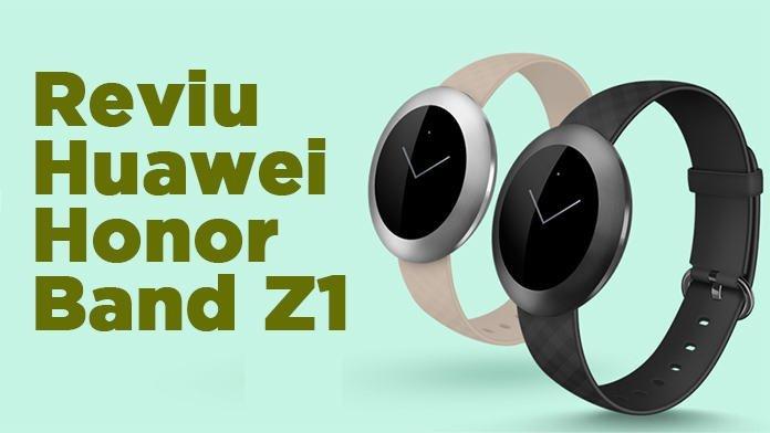 reviu huawei honor band z1