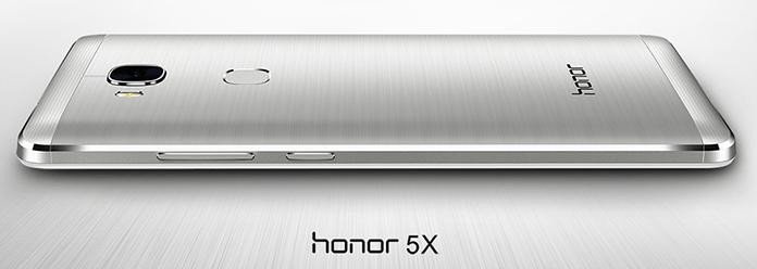 reka bentuk honor 5x