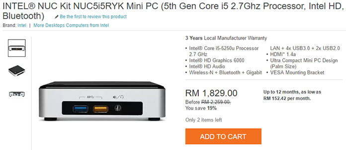 beli intel nuc