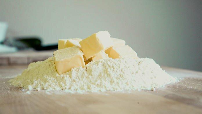khasiat mentega kepada badan