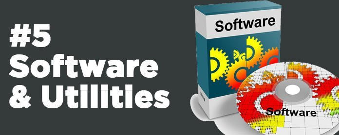 #5 software dan utilities